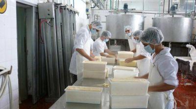 Los trabajadores lecheros de nuestra ciudad y la zona tendrán incrementos cercanos al 27 %