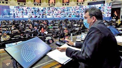 Diputados recibe el proyecto de Presupuesto en un clima de desconfianza todavía abierto