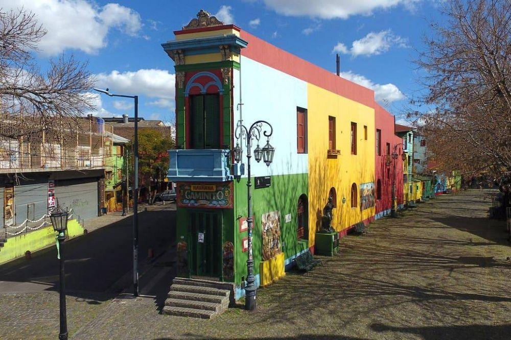 Coronavirus en la Argentina. En la ciudad, el turismo ya perdió mil millones de dólares y lanzan acciones para reactivarlo