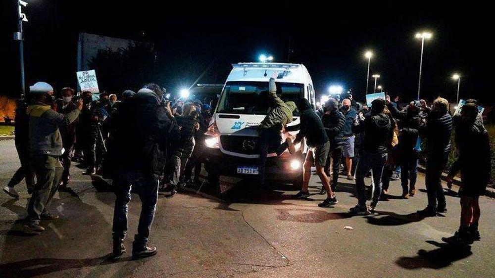 La protesta contra Lázaro Baéz: advertencia al Gobierno, alerta a toda la política y mensaje a la Justicia