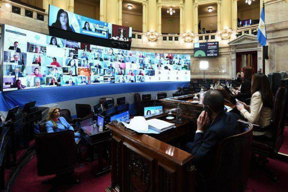 Senado: constituyen la Comisión de Industria y Comercio para debatir proyectos sobre etiquetado de alimentos