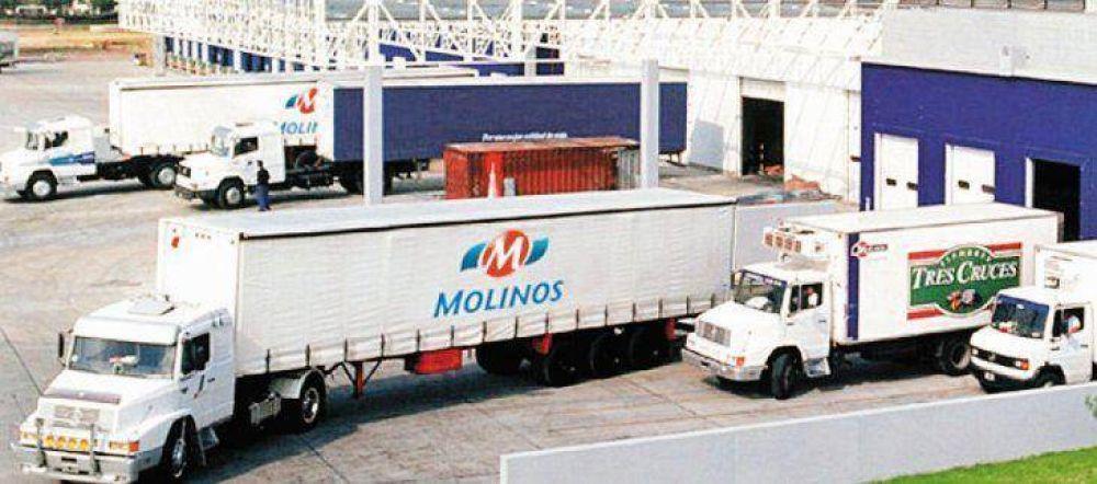 Molinos pide aumentar precios tras caída de ganancias del 58%