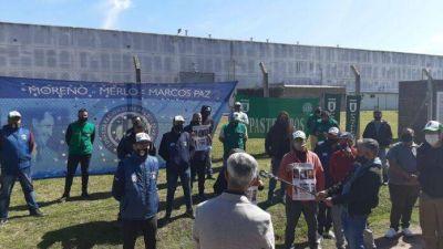 Un hombre irrumpió a los tiros en una protesta del Sindicato de Pasteleros