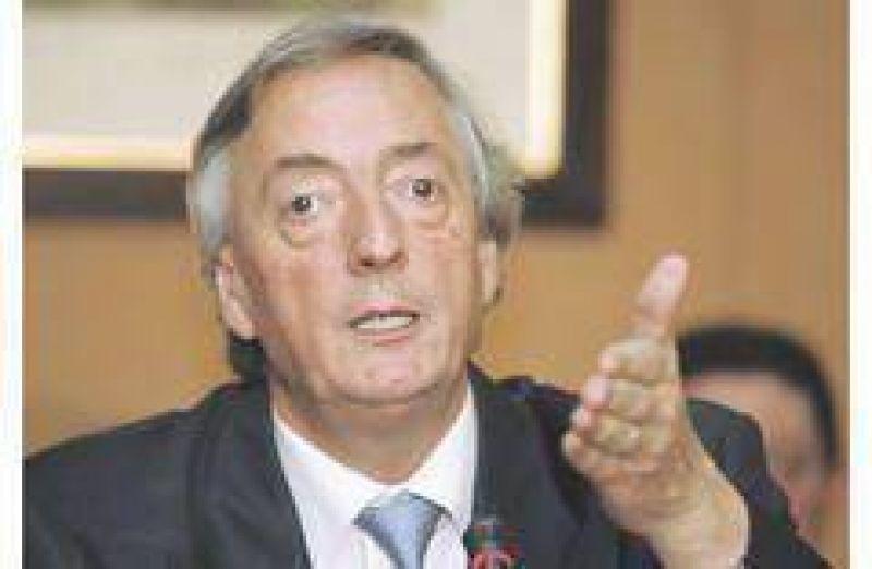 Kirchner no podrá utilizar la ley de medios para su candidatura 2011