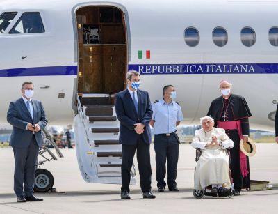 Benedicto XVI agradece en una carta la cercanía tras la muerte de su hermano