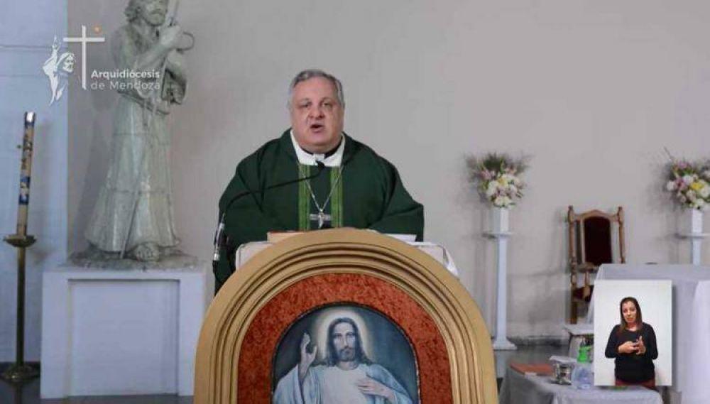 Mons. Colombo explicó por qué la Iglesia interviene en el quehacer social