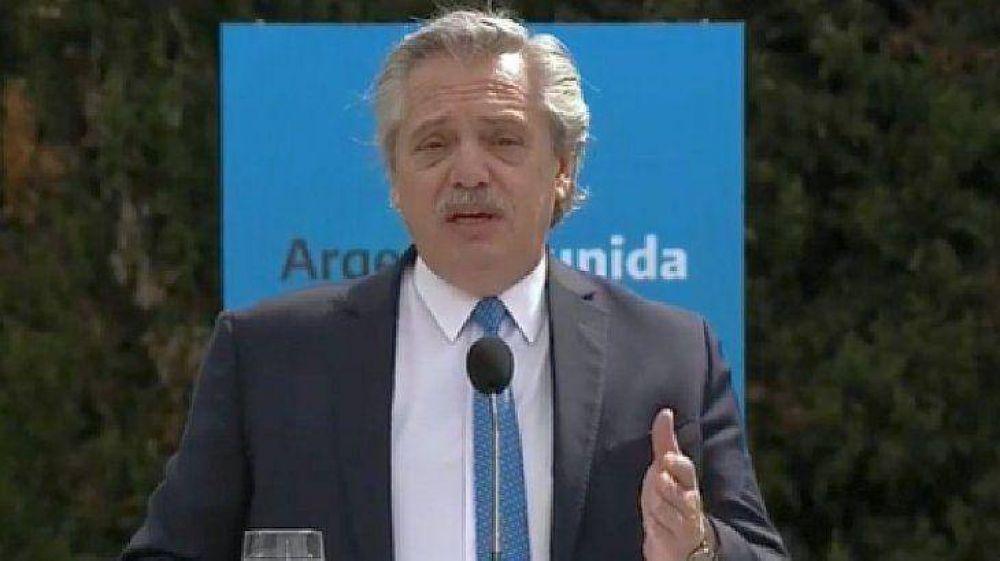 Alberto a Juntos por el Cambio: