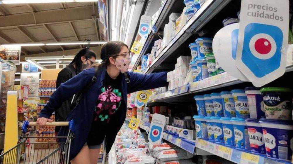 La Argentina volvió a registrar en agosto una de las tasas de inflación más altas del mundo