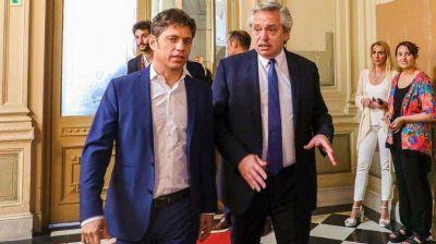 Preocupa en la Rosada que se federalice el reclamo policial contra el gobierno de Kicillof