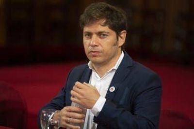 Kicillof, La Bonaerense y una crisis que no es por falta de fondos