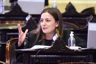 """Vanesa Siley: """"El de Pablo Moyano fue un caso emblemático de persecución política"""""""