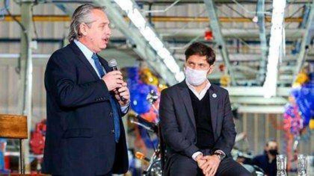 Alberto participará del anuncio del plan de inversión de Cervecería Quilmes