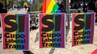 Perotti reglamentó la ley de cupo laboral trans en Santa Fe