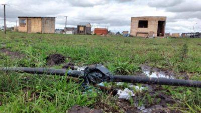 Tomas en La Plata: denuncian que hay una red de inmobiliarias truchas