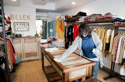 Para el sector textil, el retroceso de fase