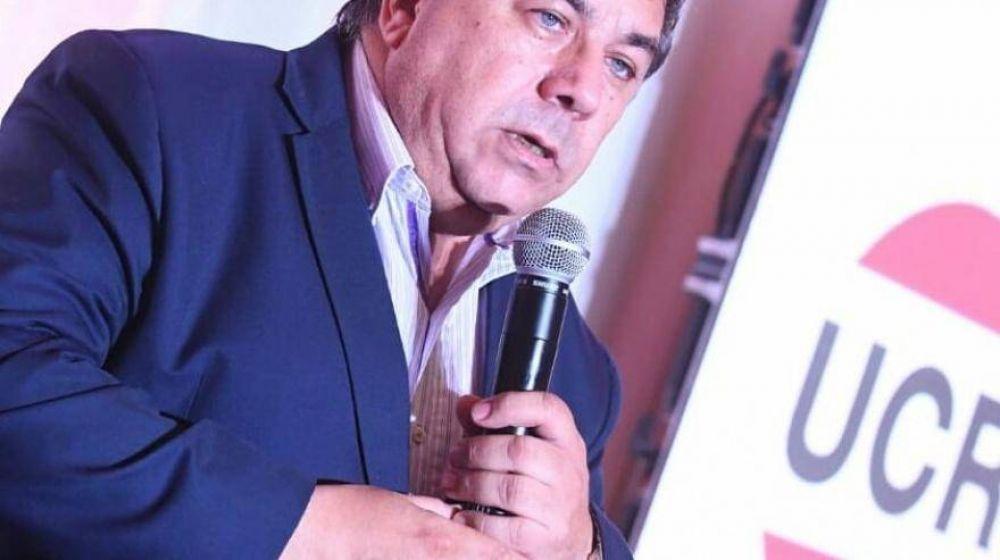 """El diputado nacional Carlos Fernández respaldó a Lunghi: """"el intendente tomó una decisión responsable en base a la autonomía municipal"""""""