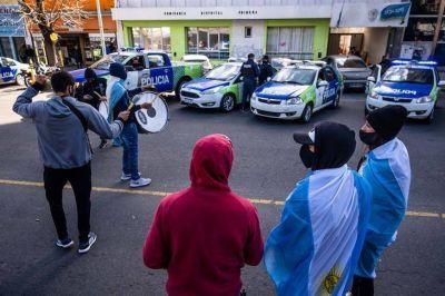 Salarios policiales: radiografía de un conflicto que viene de lejos