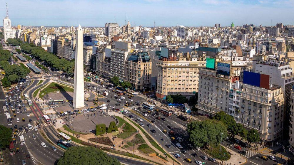 Ciudad: la contaminación del aire ya volvió a los indices previos a la cuarentena
