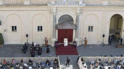El Papa: Garantizar ambientes seguros para la formación de los jóvenes