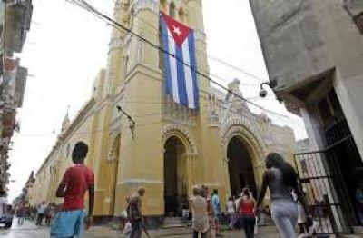 La televisión cubana transmitió por primera vez la misa en honor a la Virgen de la Caridad