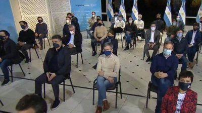 Andrés Larroque, Gustavo Menéndez y Mario Secco: el reclamo policial y la crisis estructural de Buenos Aires