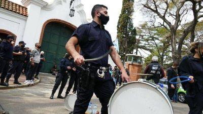El PJ de Gualeguaychú repudió la protesta de la Policía bonaerense