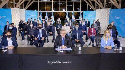 Alberto Fernández, la policía y la crisis: legitimó el conflicto, podó recursos a la Capital y terminó de quebrar puentes con la oposición
