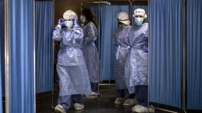Otras 254 personas murieron y 12.259 fueron diagnosticadas con coronavirus en el país