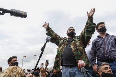 ¿Quiénes son los protagonistas de la protesta policial?