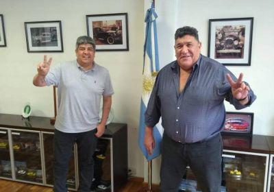 Corrido Viviani, García suma a los taxistas al Frente Sindical y nacionaliza el conflicto contra las apps