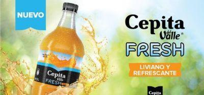 Coca Cola lanzó Cepita Fresh con una campaña de comunicación integral