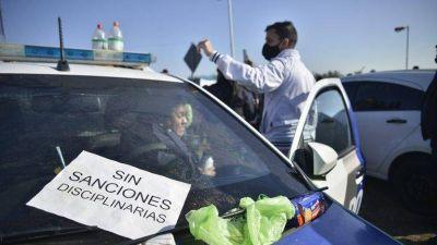 Los anuncios de Axel Kicillof destrabaron el conflicto de la Policía Bonaerense pero ahora se deberá recomponer la cadena de mando