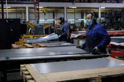 Industria: uso de capacidad instalada alcanzó el 56,8% en julio