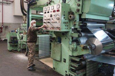 La industria trabajó en julio al 56,8% de su capacidad