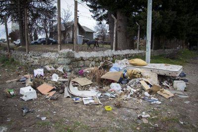 El problema de los basurales: Lugares donde la mugre está a la vista de todos