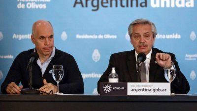 Intimidades de la ruptura entre Alberto Fernández y Rodríguez Larreta