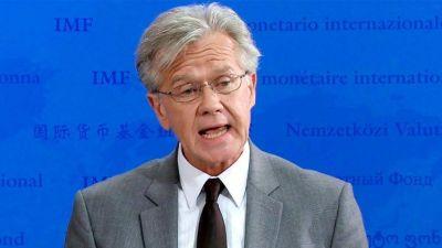 FMI sobre la negociación con el Gobierno: