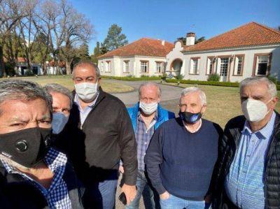Alberto prometió a CGT sostén financiero a obras sociales