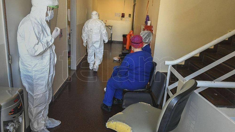 Coronavirus: 250 personas murieron en las últimas 24 horas en el país