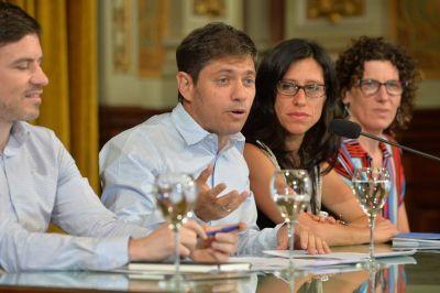 Más tensión con la Ciudad: Axel Kicillof criticó a Rodríguez Larreta por el regreso a las clases presenciales