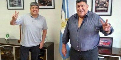 Los taxistas se incorporaron al Frente Sindical y apoyaron a Pablo Moyano para conducir la CGT