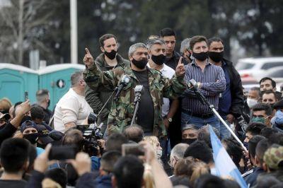 Protesta policial: qué piensan las caras visibles del reclamo luego del aumento