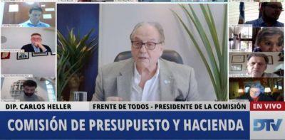 Diputados: en plena tensión política, arranca el debate por el Impuesto a los Ricos