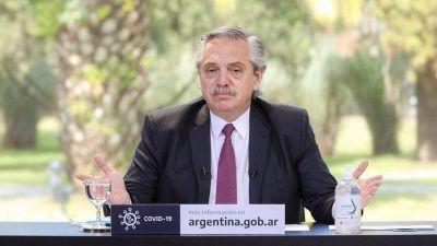 Alberto Fernández expone la peor cara de la crisis, pero abre más frentes conflictivos y quiebra el sustento político