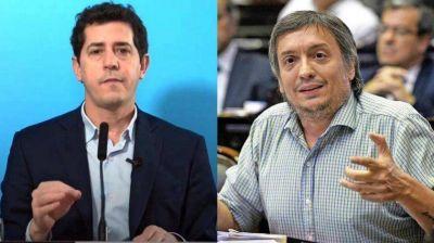 Máximo y De Pedro, los armadores de la estrategia