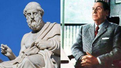 Los sindicatos y el poder estamental: de Platón a Perón