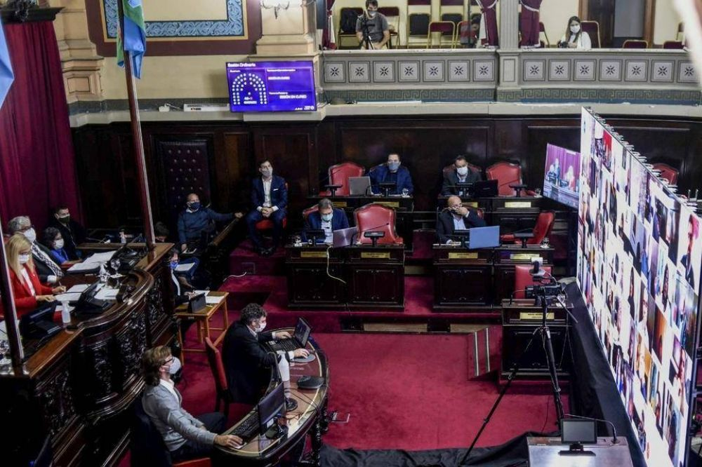 El macrismo impuso su mayoría en el Senado bonaerense y designó 41 jueces y fiscales