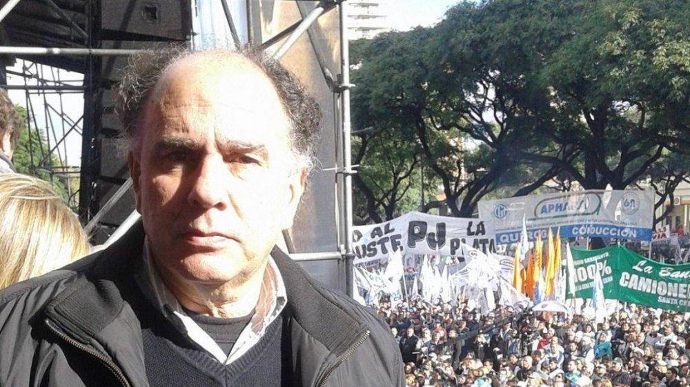 Murió Mario Cafiero