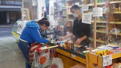 El consumo marca otra caída en agosto con más incidencia en el área metropolitana