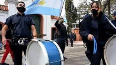 El debate que dejó la protesta de la Bonaerense: ¿La policía debe sindicalizarse?